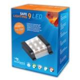 AQUATLANTIS Eclairage 9 LED pour aquarium
