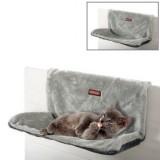 ZOLUX Hamac gris pour radiateur pour chat