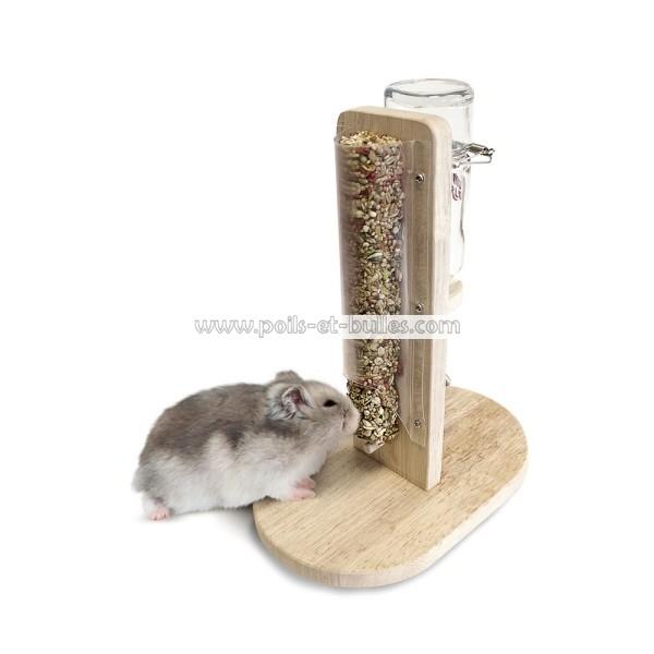 biberon hamster nain