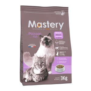 MASTERY Cat Adult Nordic Fish - Croquettes pour chat