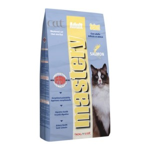 MASTERY Cat Adult Saumon - Croquettes pour chat