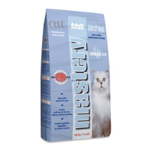MASTERY Cat Adult Skin N'Coat - Croquettes pour chat