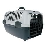 Panier de transport Gulliver 1 Gris pour chat ou petit chien