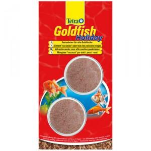 TETRA Goldfish Holiday - Aliment vacances pour poisson rouge
