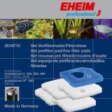 Ouates + mousse pour EHEIM professionel 3