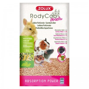 ZOLUX Rody'Cob Fresh Mure-Litchi