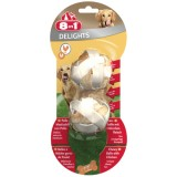8IN1 Delight Balle a macher M (x2) pour grand chien