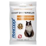 FRANCODEX Chat d'interieur - Complément alimentaire pour chat