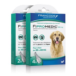 FRANCODEX FiproMedic grands chiens
