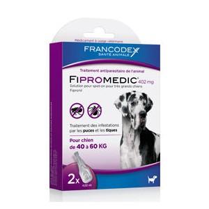 FRANCODEX FiproMedic très grands chiens