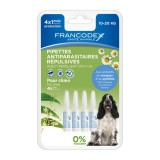 FRANCODEX Pipettes insectifuge pour chien