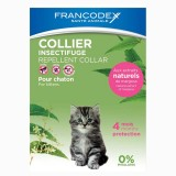 FRANCODEX Collier insectifuge pour chaton