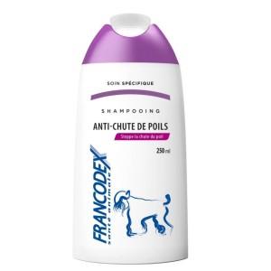 FRANCODEX Shampooing anti-chute de poils pour chien