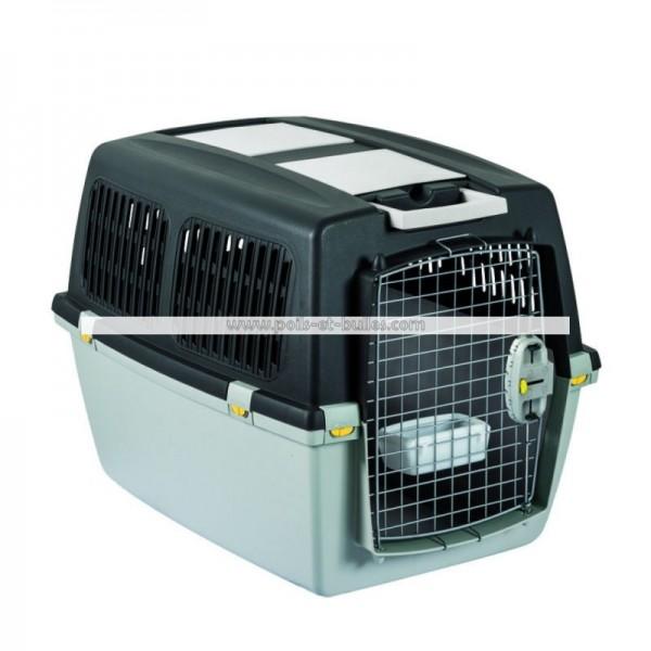 caisse de transport gulliver iata pour chien. Black Bedroom Furniture Sets. Home Design Ideas