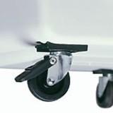 Roulettes pour caisse de transport Gulliver IATA