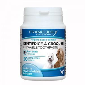 FRANCODEX Dentifrice à croquer