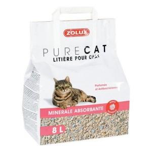 ZOLUX PureCat Minérale absorbante