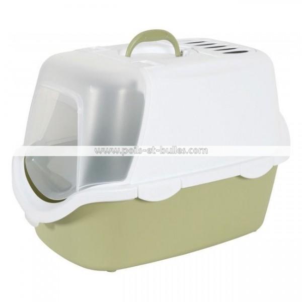 Zolux cathy easyclean maison de toilette pour chat for Toilette chimique pour maison