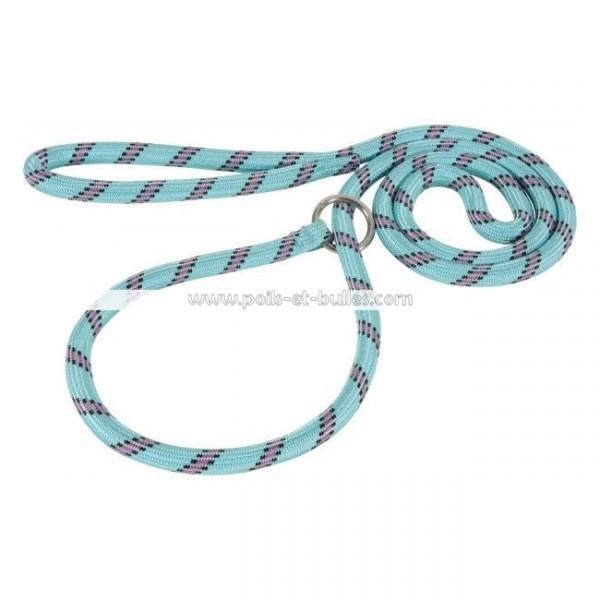 Laisse corde lasso en nylon pour chien - Laisse corde gros chien ...