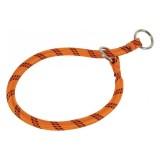 Collier corde étrangleur en nylon pour chien
