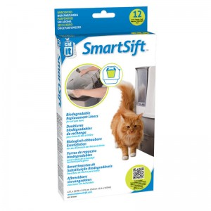 CAT IT SmartSift sacs pour bac