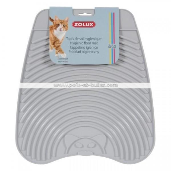 zolux tapis hygi nique pour litiere a chat. Black Bedroom Furniture Sets. Home Design Ideas