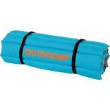 ZOLUX Outdoor tapis matelassé turquoise et orange pour chien