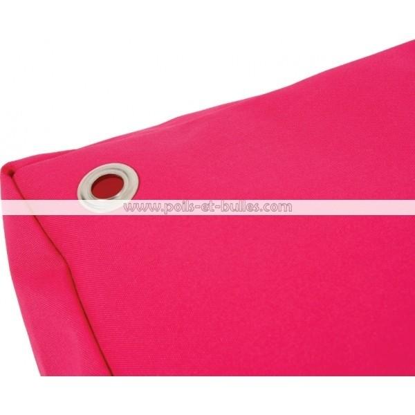 Zolux outdoor matelas rose et vert pour chien - Matelas exterieur impermeable ...