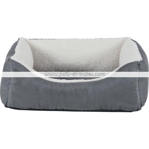 zolux cocoon sofa gris pour chien. Black Bedroom Furniture Sets. Home Design Ideas