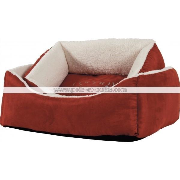 zolux cocoon sofa terracota pour chien. Black Bedroom Furniture Sets. Home Design Ideas