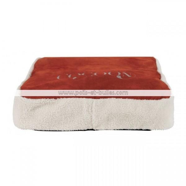 zolux cocoon coussin terracota pour chien. Black Bedroom Furniture Sets. Home Design Ideas