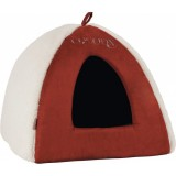 ZOLUX Cocoon Igloo terracota pour chat ou petit chien