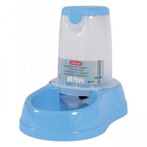 ZOLUX Distributeur de croquettes bleu pour chien ou chat