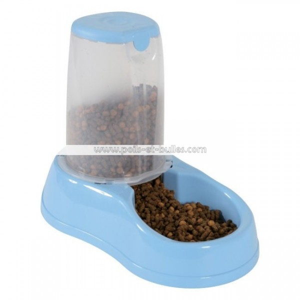 zolux distributeur de croquettes pour chien chat ou furet. Black Bedroom Furniture Sets. Home Design Ideas