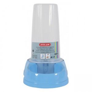 ZOLUX Distributeur mixte bleu pour rongeur