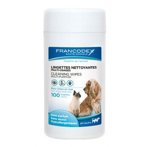 FRANCODEX Lingettes Multi-Usages