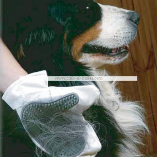 zolux gant de toilettage pour chien ou chat. Black Bedroom Furniture Sets. Home Design Ideas