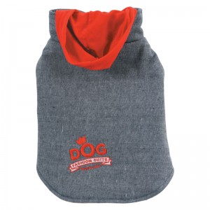 ZOLUX Manteau sportswear vintage gris