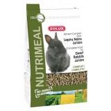 ZOLUX NutriMeal Granulés Lapin Nain junior - Aliment pour jeunes lapin nain