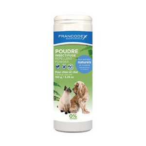 FRANCODEX Poudre insectifuge