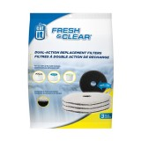CAT IT recharge fontaine Fresh&Clear 3L (x3)