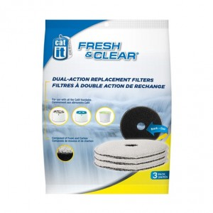 CAT IT recharge fontaine Fresh&Clear 2L