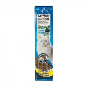 MUZO Griffoir carton herbe à chat
