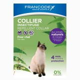 FRANCODEX Collier insectifuge pour chat