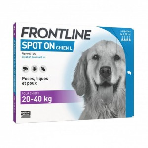 FRONTLINE Spot On Chien L
