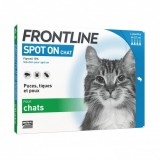 FRONTLINE Spot On Chat (4 pipettes)