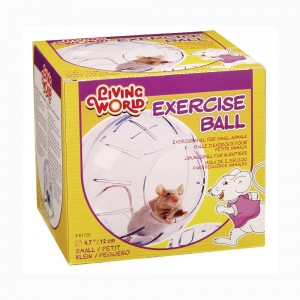 LIVING WORLD Balle d'exercice small