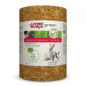 LIVING WORLD Green Tunnel d'oeillets L