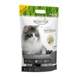 ESSENTIEl Litière naturelle Charbon Actif pour chat