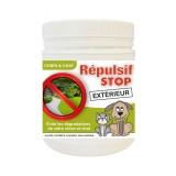 REPULSIF STOP Granulés extérieur pour chien & chat